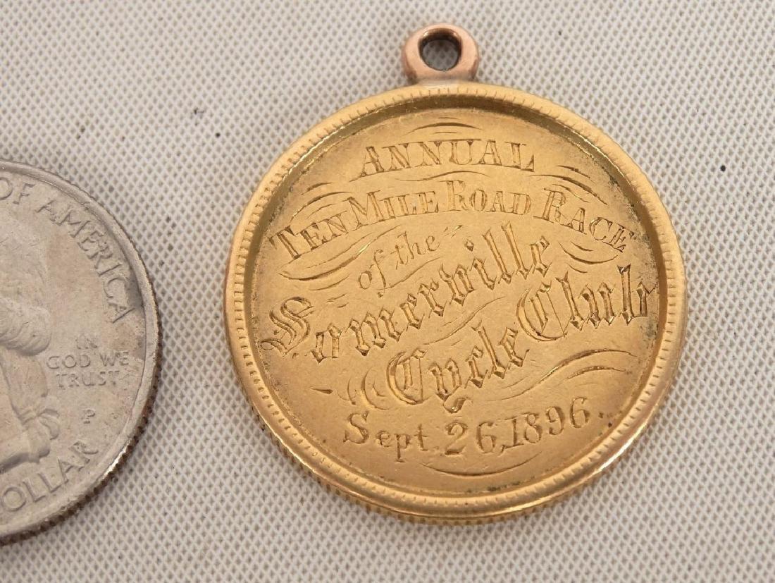 Bicycle Medal