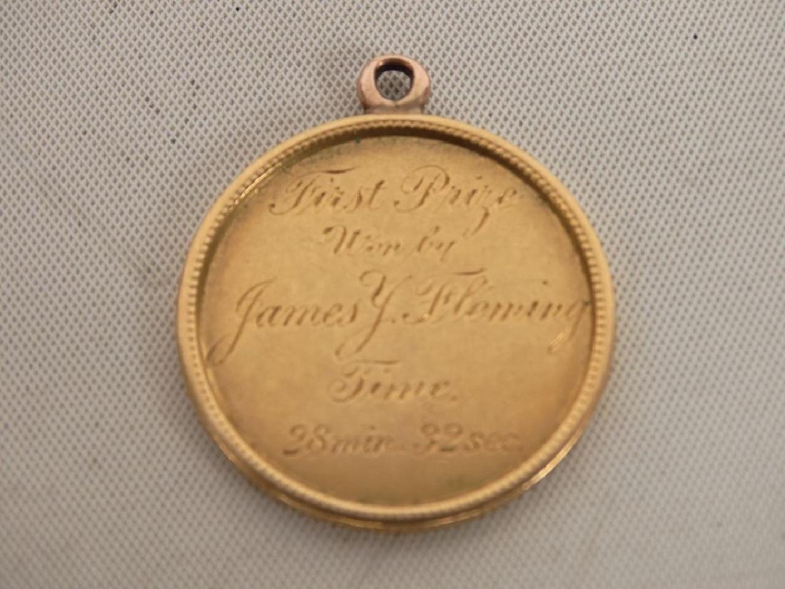 Bicycle Medal - 2