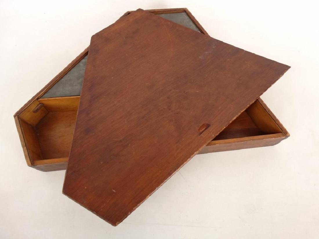 Wooden Bicycle Travelling Box - 3