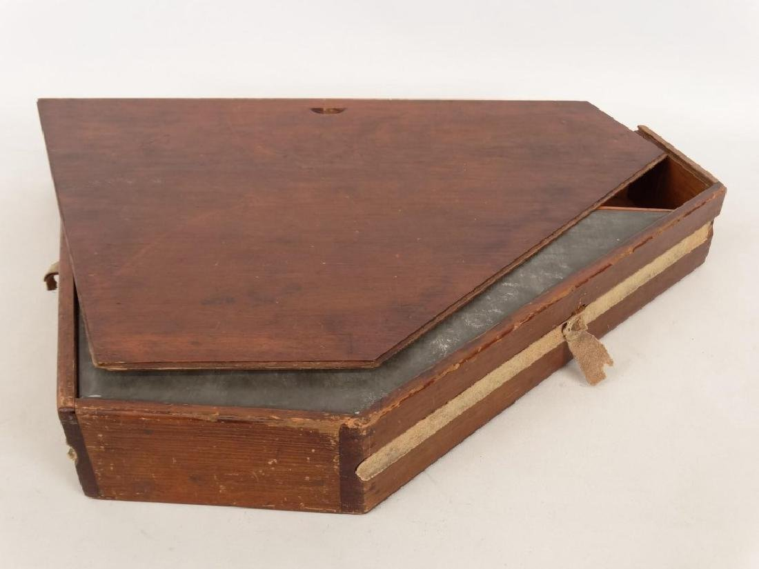 Wooden Bicycle Travelling Box - 5
