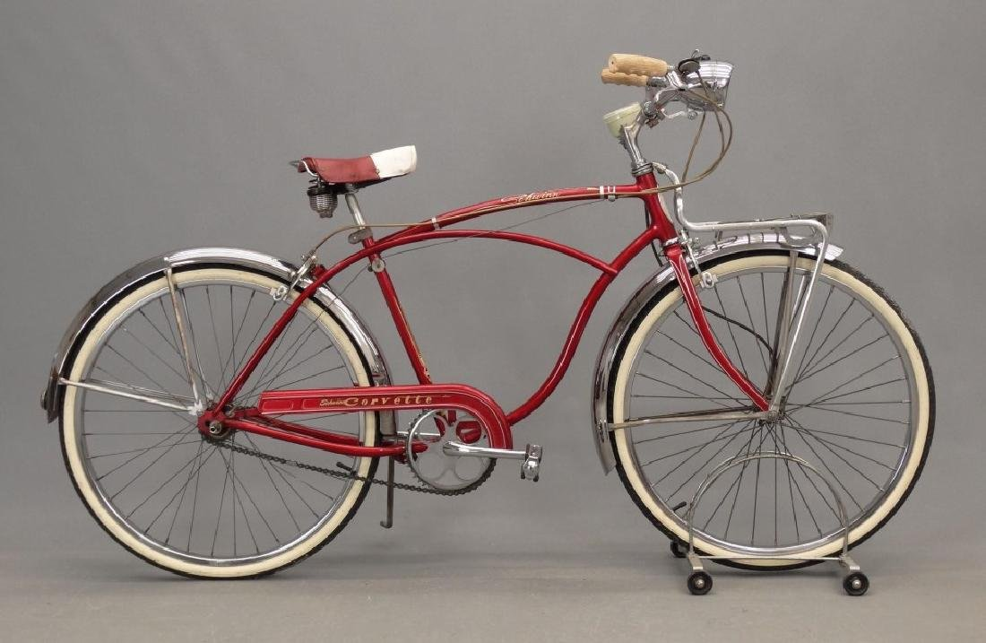 1958 Schwinn Corvette Bicycle