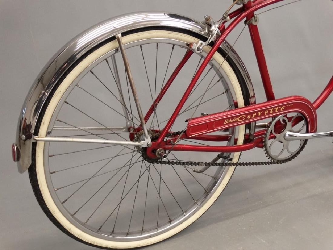 1958 Schwinn Corvette Bicycle - 8