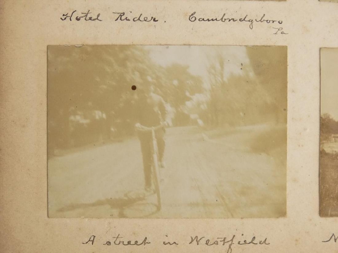 Bicycle Tour Photograph Album - 10