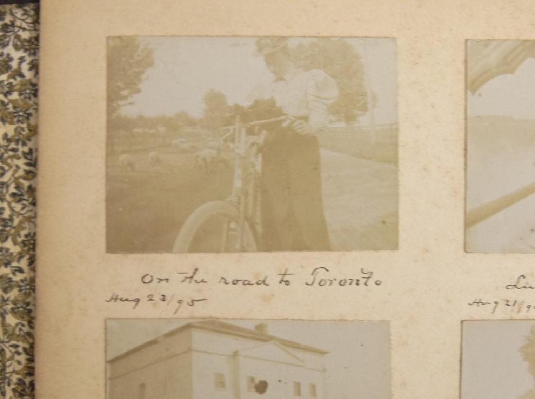 Bicycle Tour Photograph Album - 6