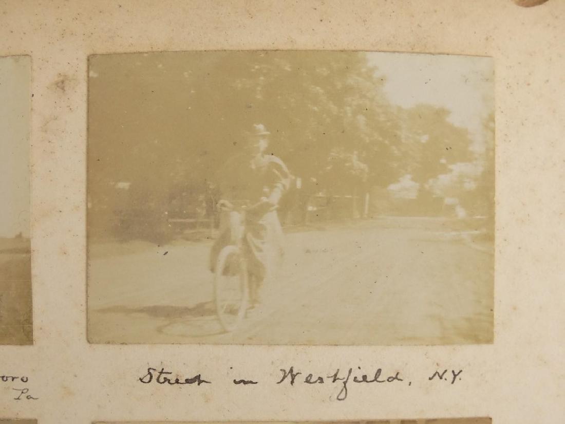 Bicycle Tour Photograph Album - 9