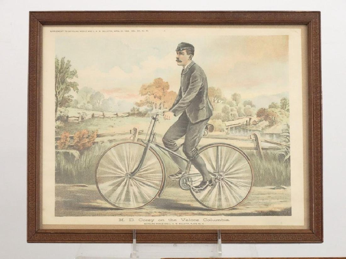 Bicycling World Prints - 2