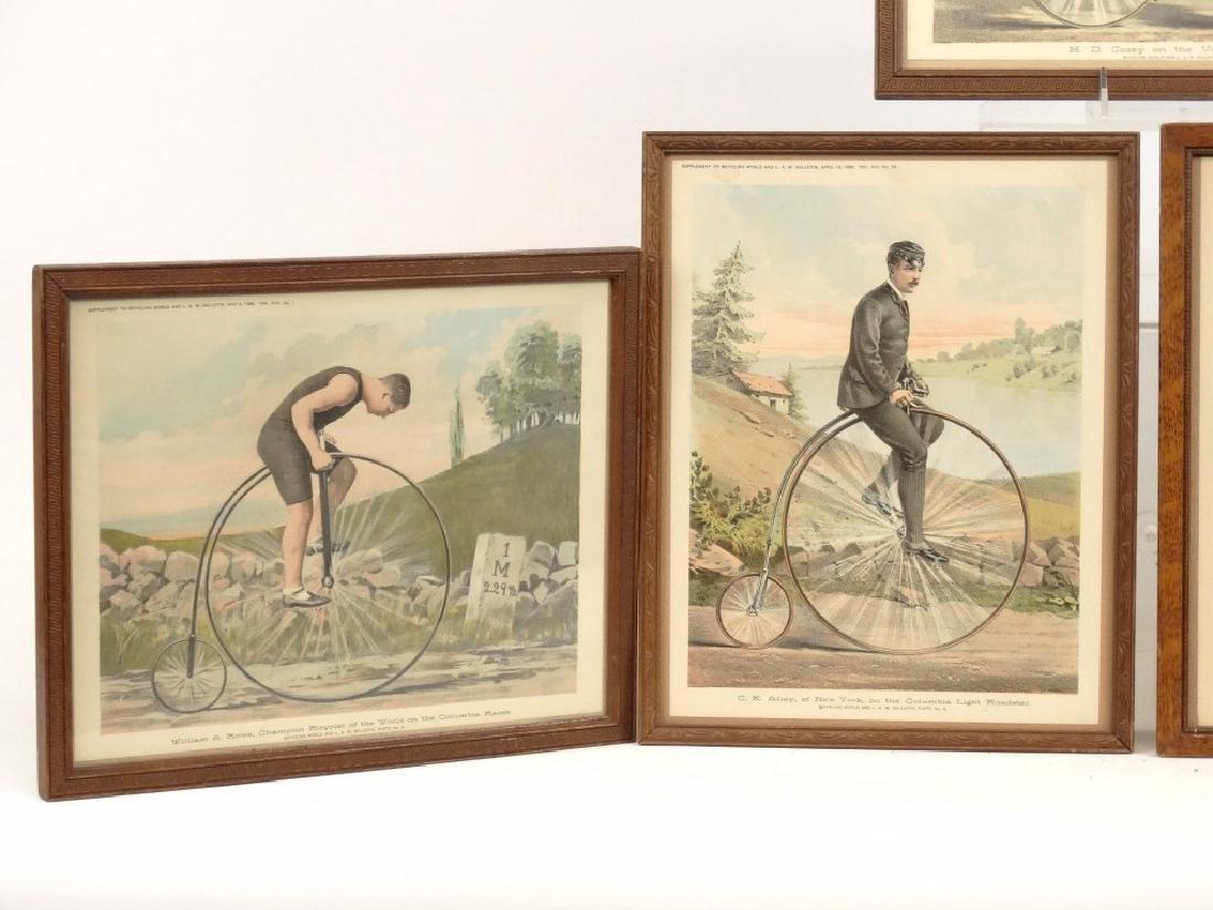 Bicycling World Prints - 3