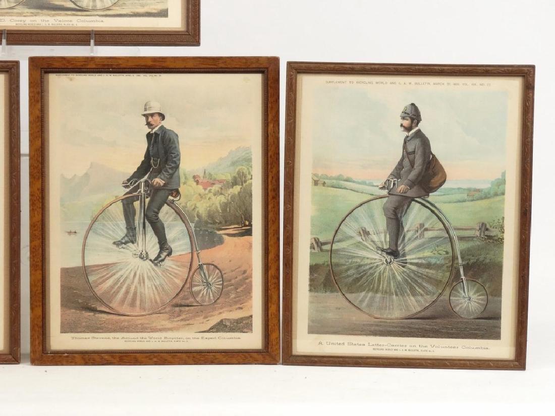 Bicycling World Prints - 4