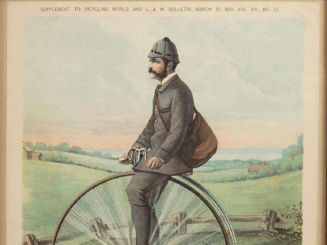 Bicycling World Prints - 5