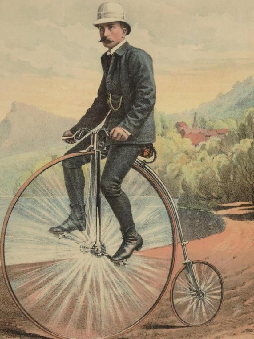 Bicycling World Prints - 8