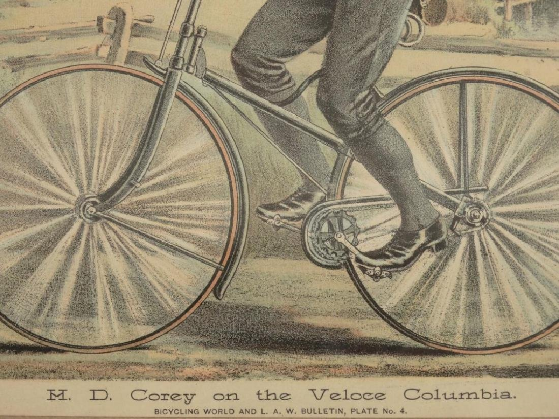 Bicycling World Prints - 9