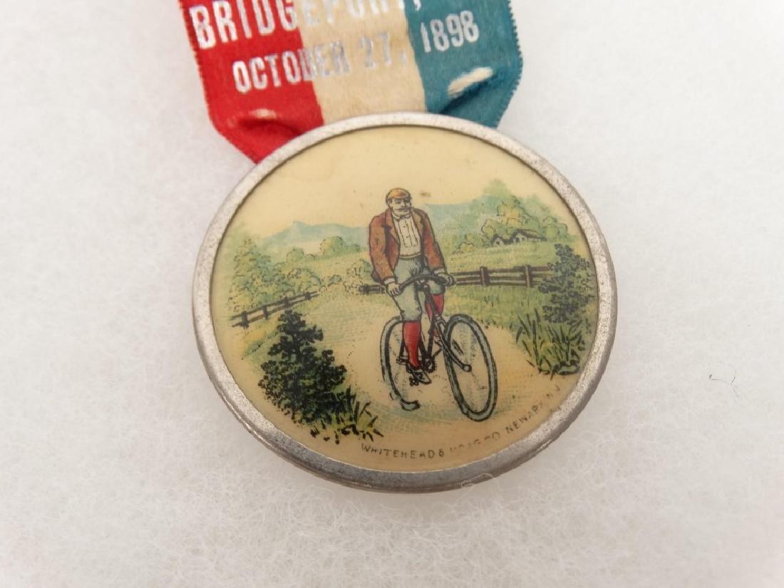 Bicycle Pin Backs Lot - 3