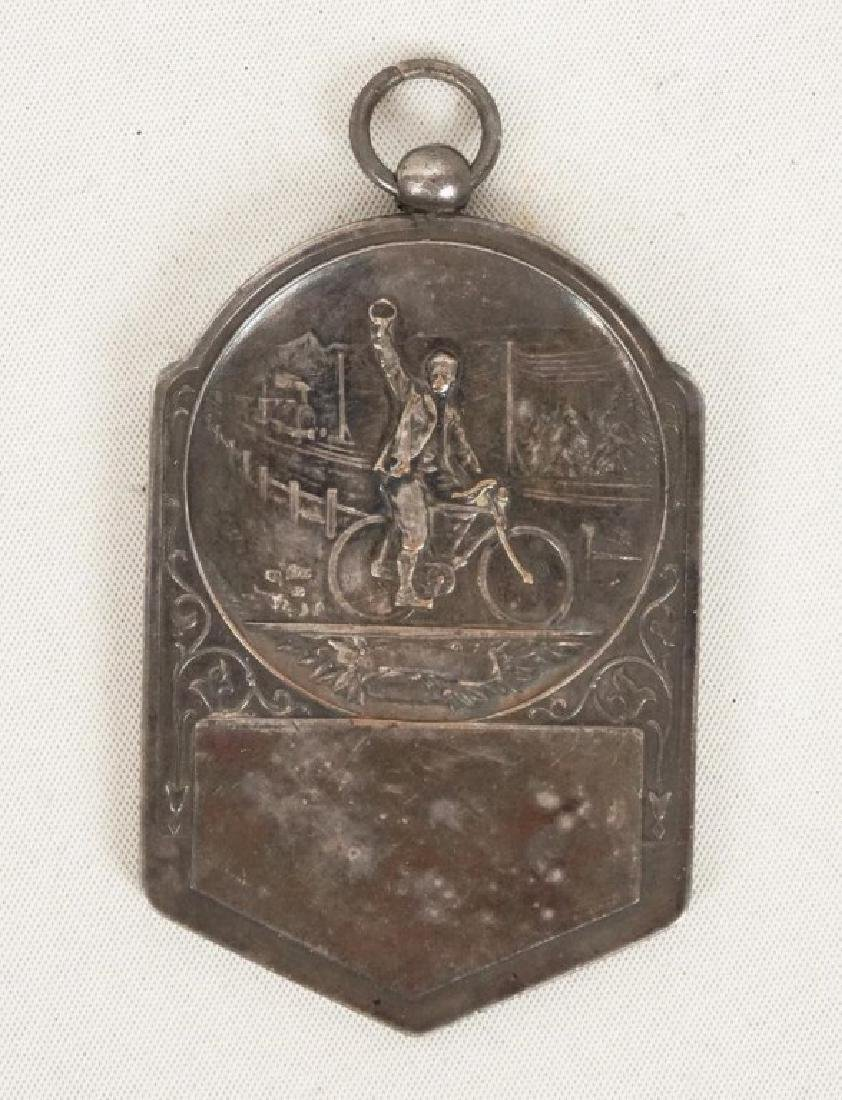 Bicycle Medals - 2