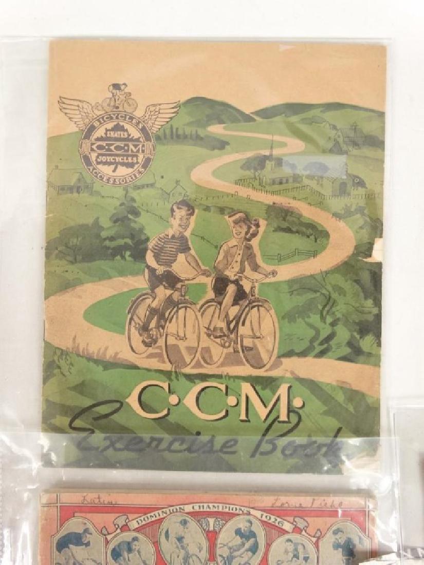 C. C. M. Ephemera Lot - 4