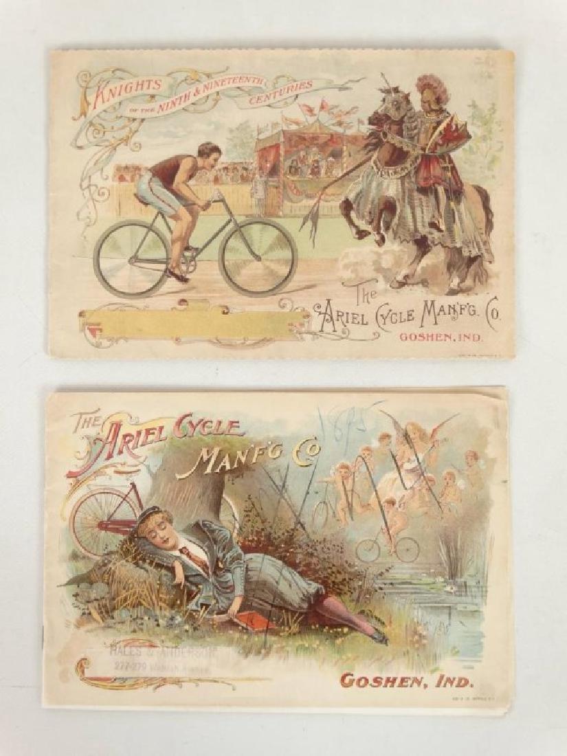 Ariel Cycles Catalogs