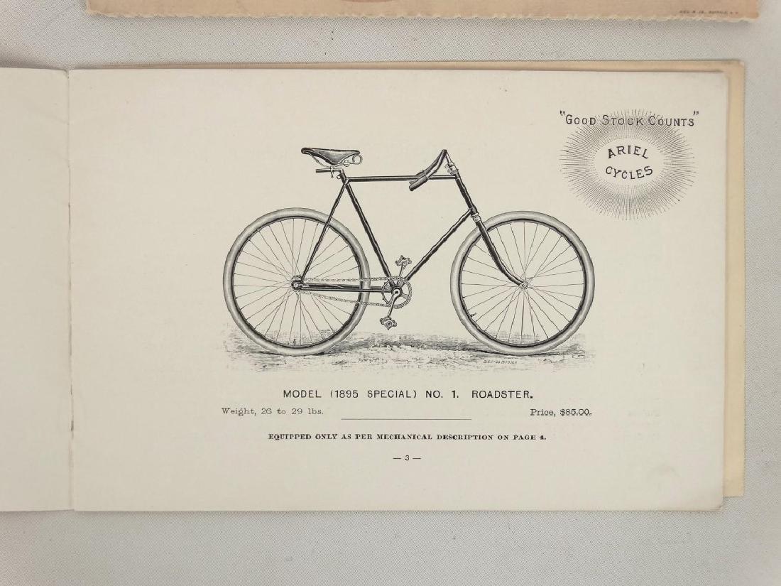 Ariel Cycles Catalogs - 4