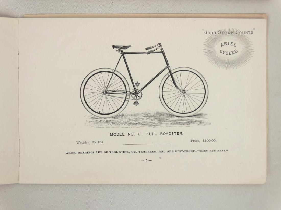 Ariel Cycles Catalogs - 6