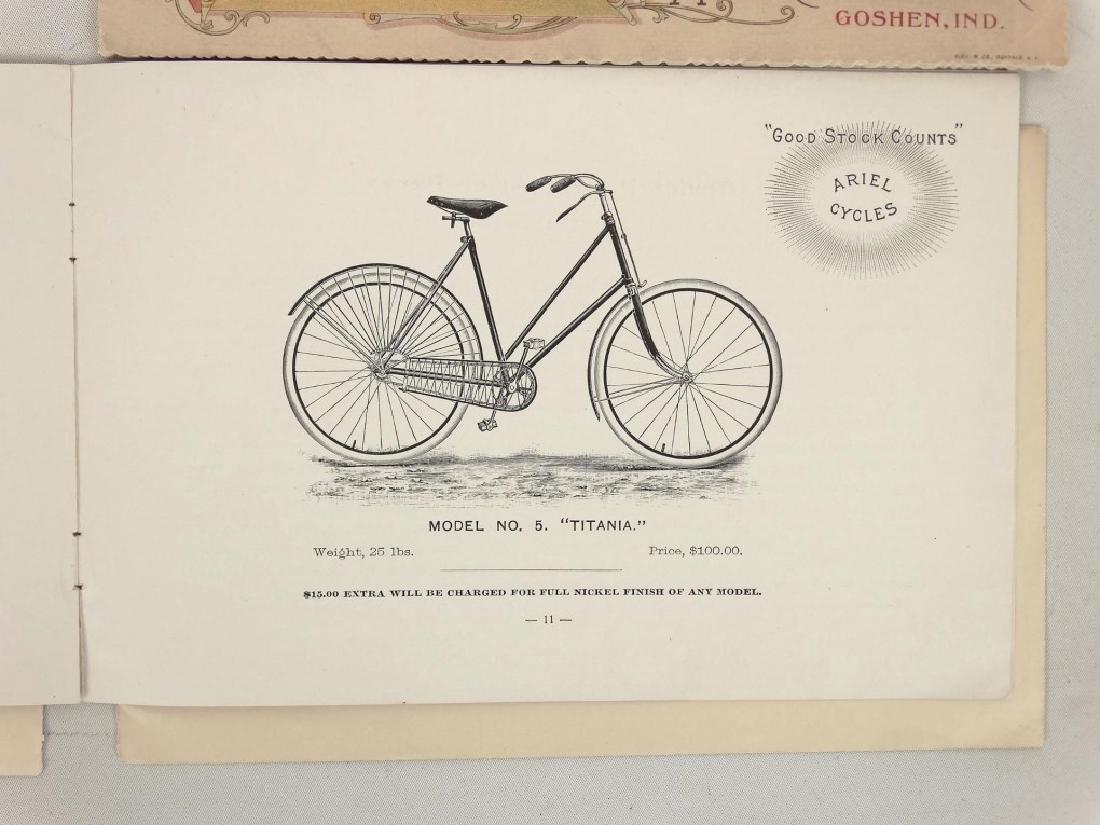 Ariel Cycles Catalogs - 7