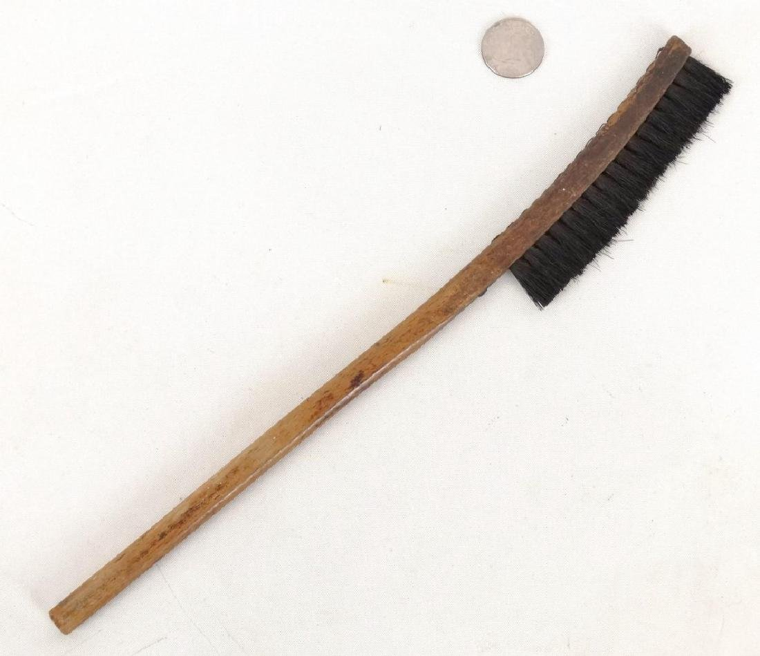 Early Bicycle Brush