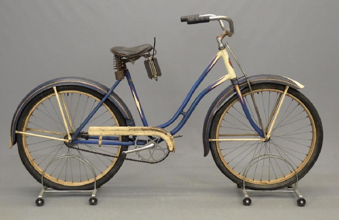 1940 Girl's Schwinn Bicycle