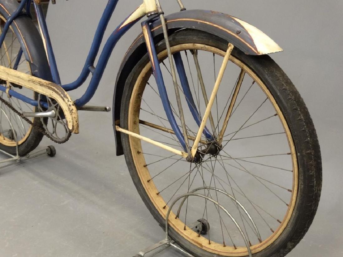 1940 Girl's Schwinn Bicycle - 3