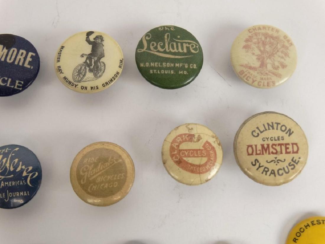 Celluloid Button Lot - 5