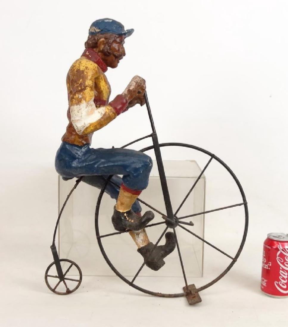 High Wheel Figure