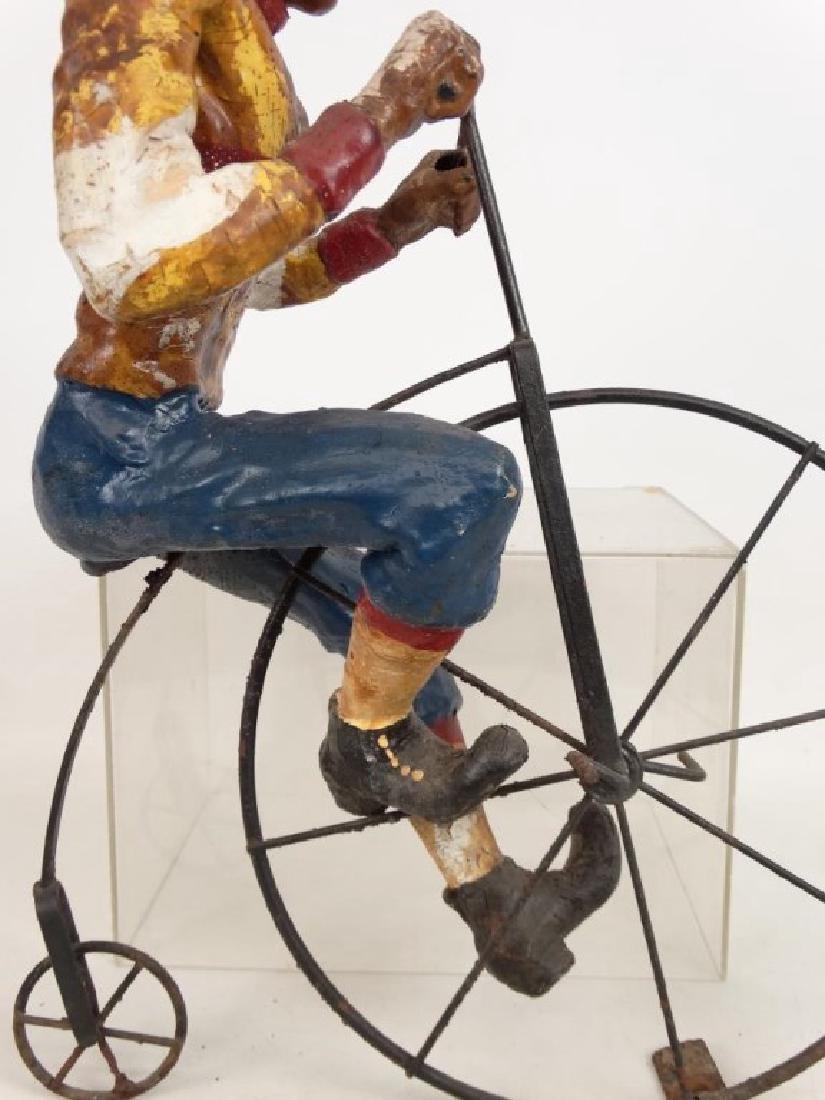 High Wheel Figure - 3