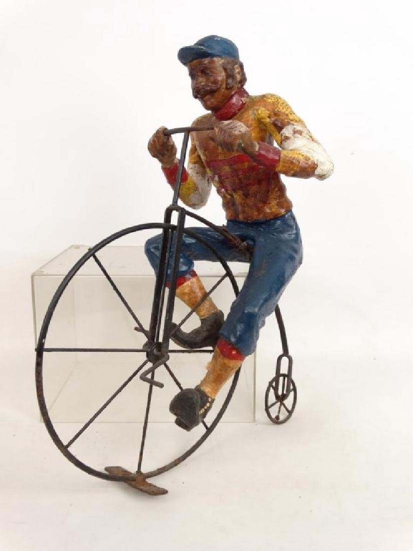 High Wheel Figure - 6