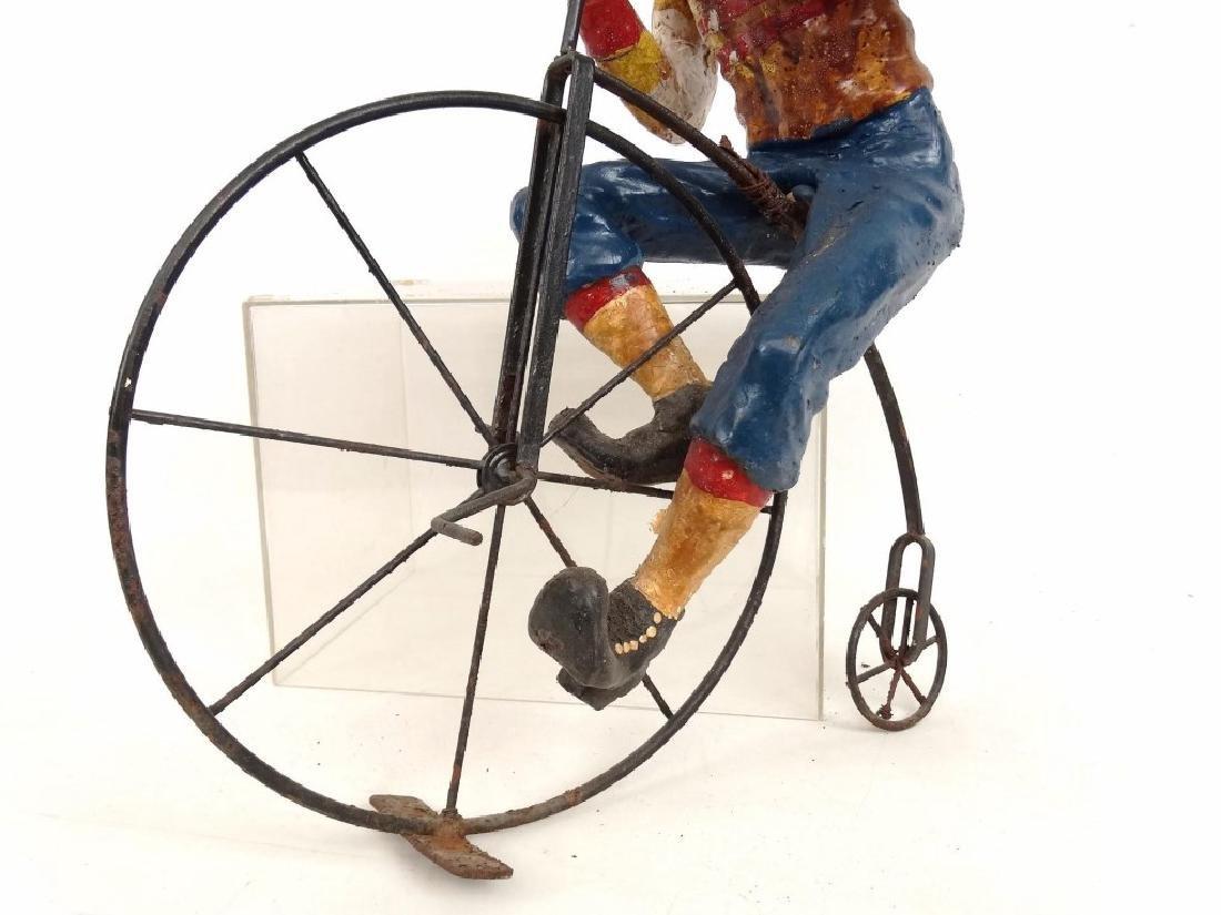 High Wheel Figure - 8