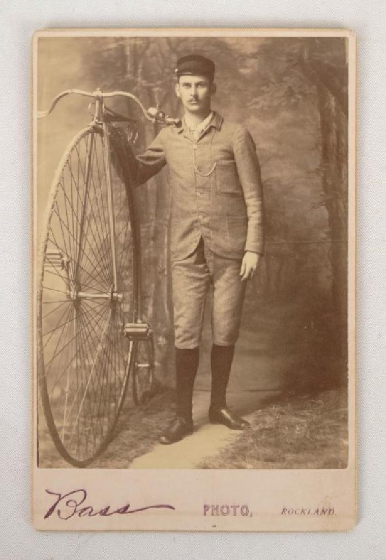 Bicycle Cabinet Card