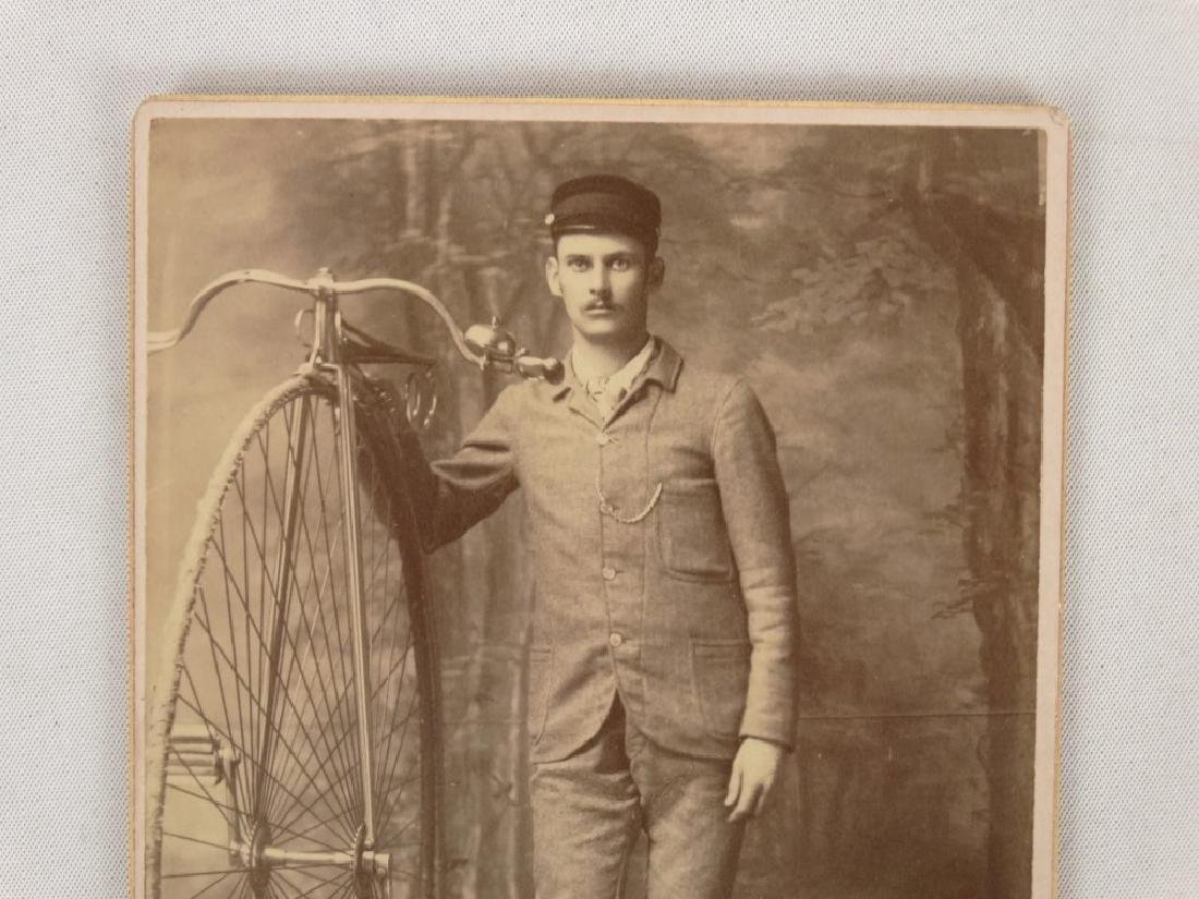 Bicycle Cabinet Card - 2