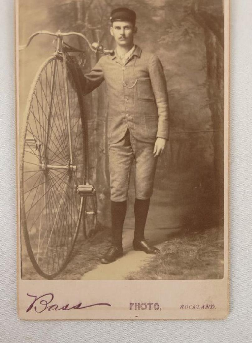 Bicycle Cabinet Card - 3
