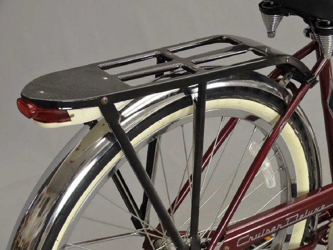 Schwinn Cruiser Deluxe Balloon Tire Bicycle - 10