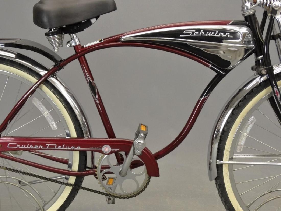 Schwinn Cruiser Deluxe Balloon Tire Bicycle - 7