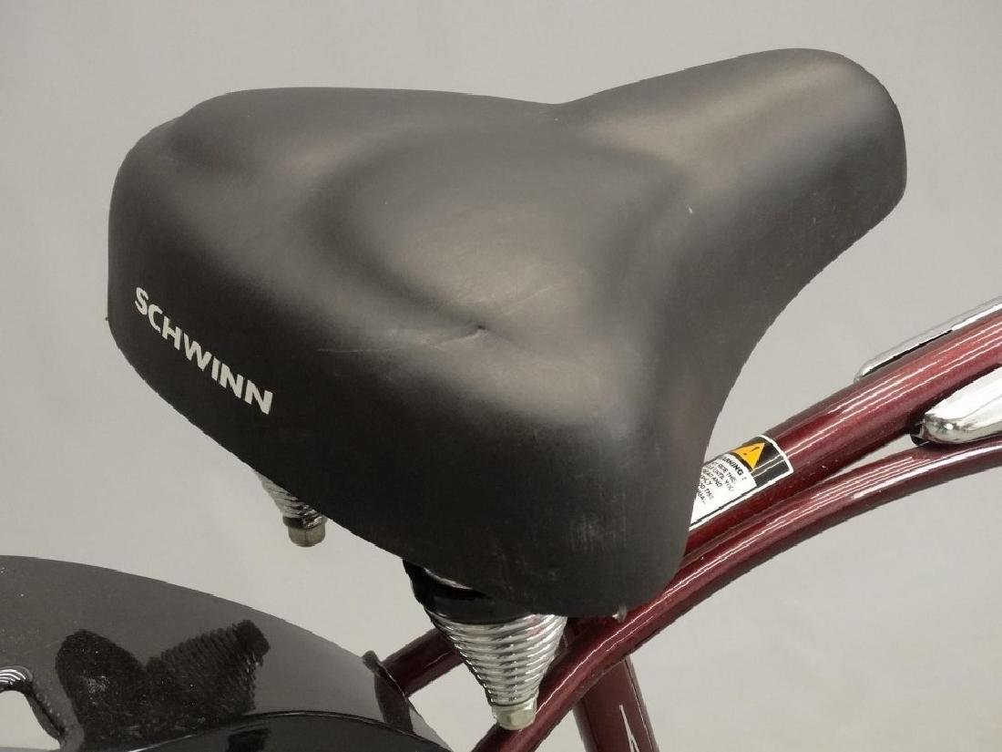 Schwinn Cruiser Deluxe Balloon Tire Bicycle - 8