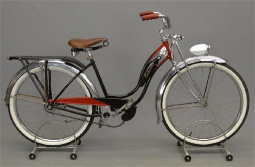 1950's Schwinn Panther Girl's Bicycle
