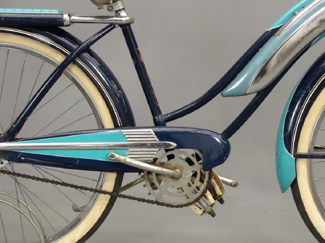"J.C. Higgins ""53 SUPER"" Balloon Tire Bicycle - 10"