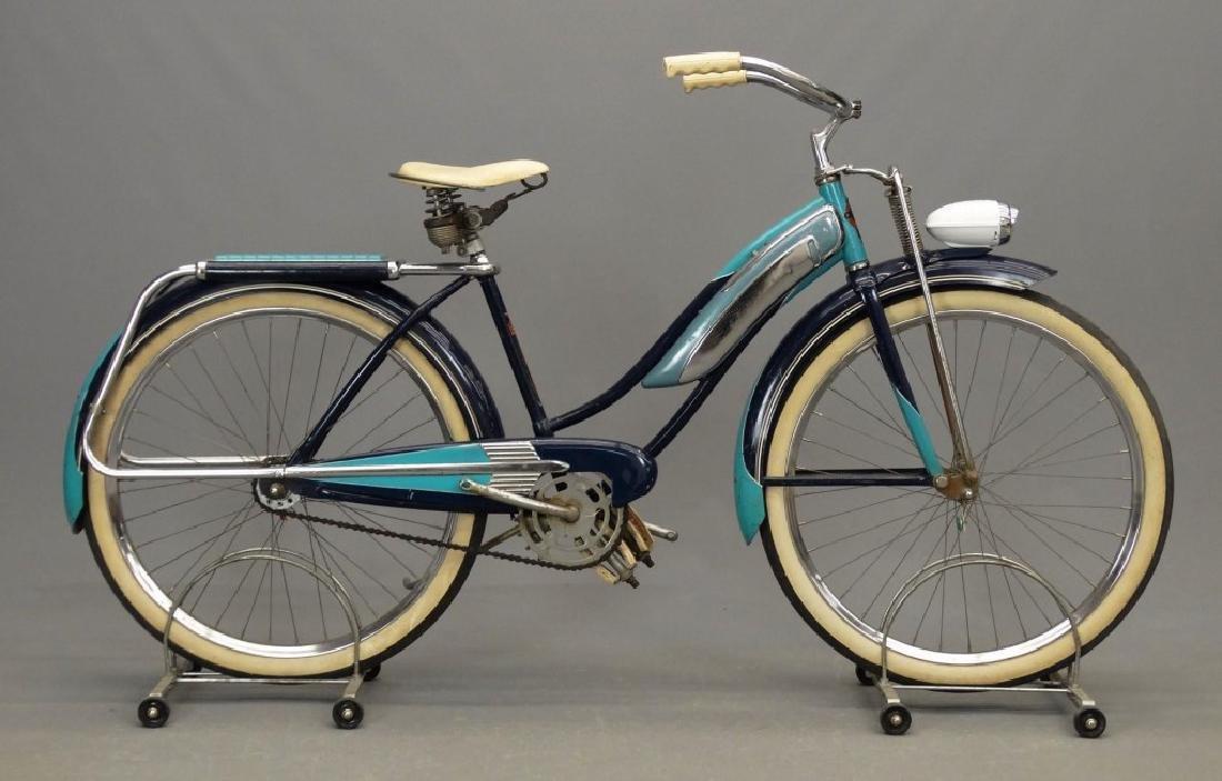"J.C. Higgins ""53 SUPER"" Balloon Tire Bicycle"