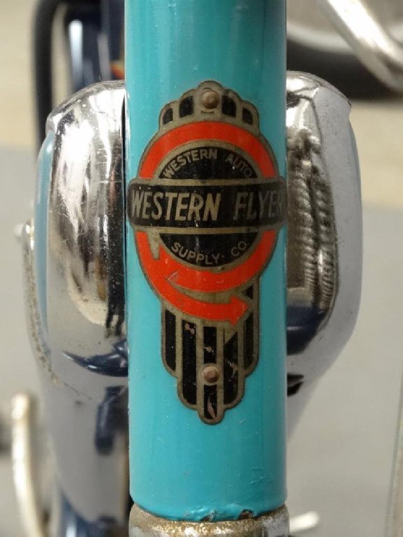 "J.C. Higgins ""53 SUPER"" Balloon Tire Bicycle - 6"