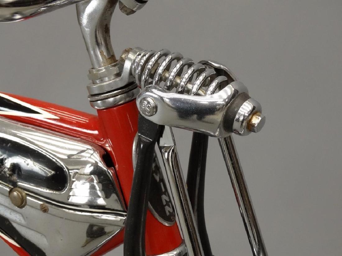 C. 1950's Schwinn Black Phantom Bicycle - 3