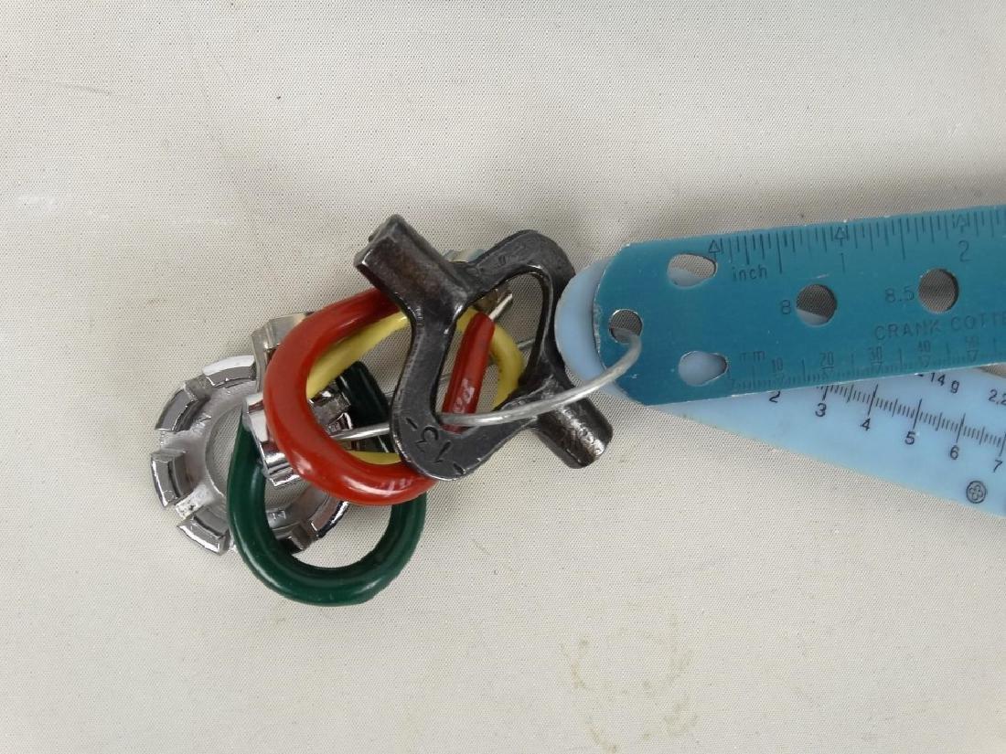 Bicycle Wheel Building Repair Tools - 4