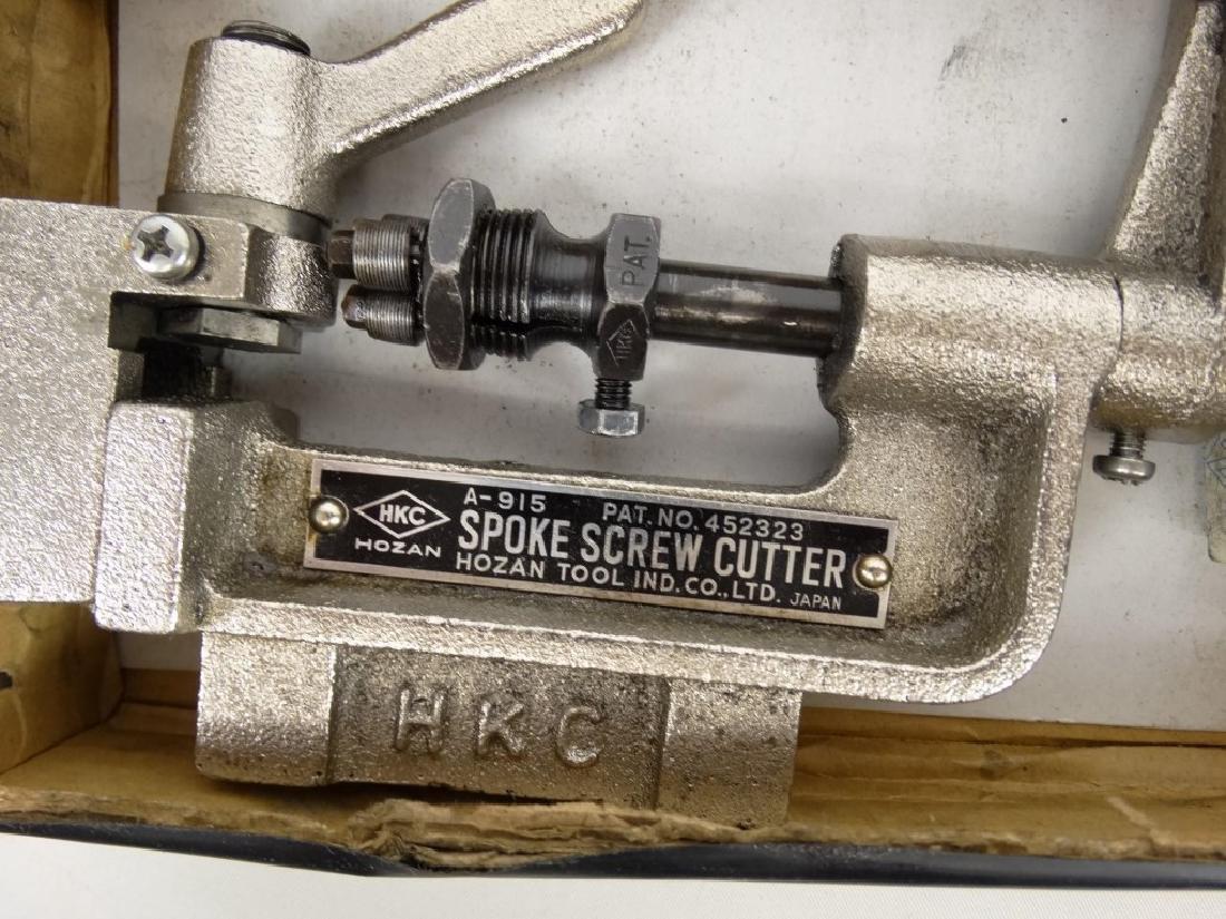 Bicycle Wheel Building Repair Tools - 8
