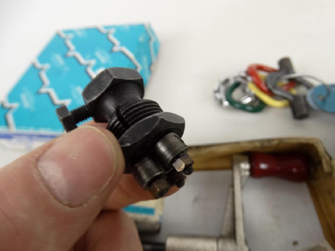 Bicycle Wheel Building Repair Tools - 9