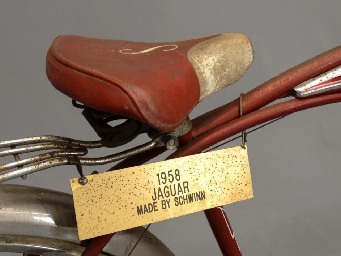 1958 Schwinn Jaguar - 8