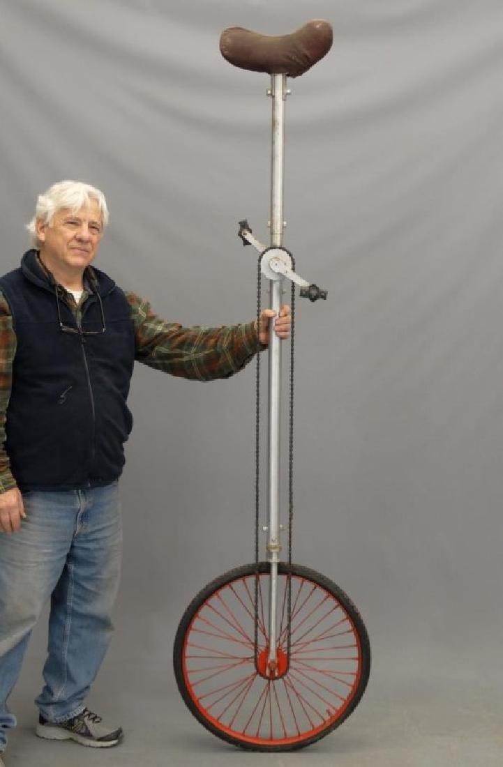 Circus Unicycle