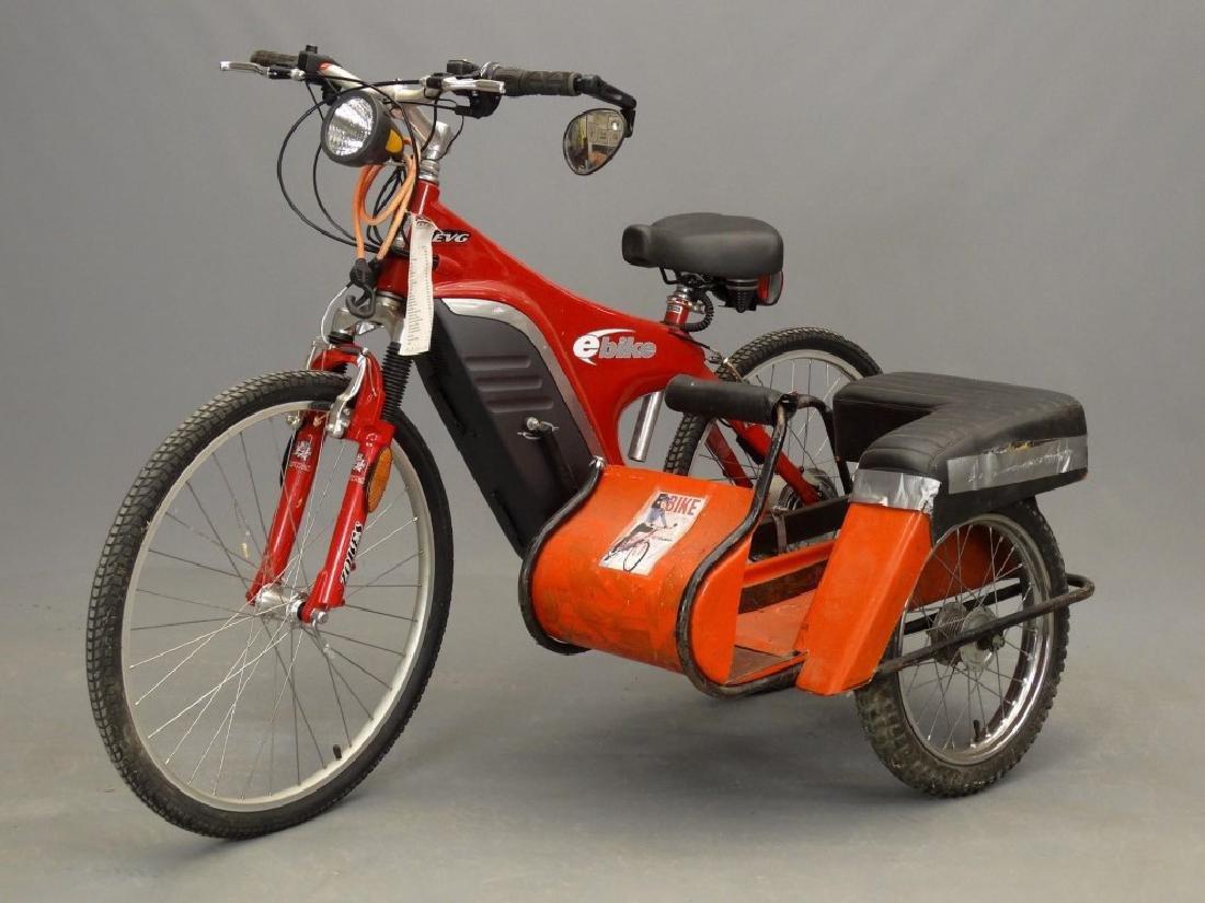 E Bike, 24 Volt Bicycle