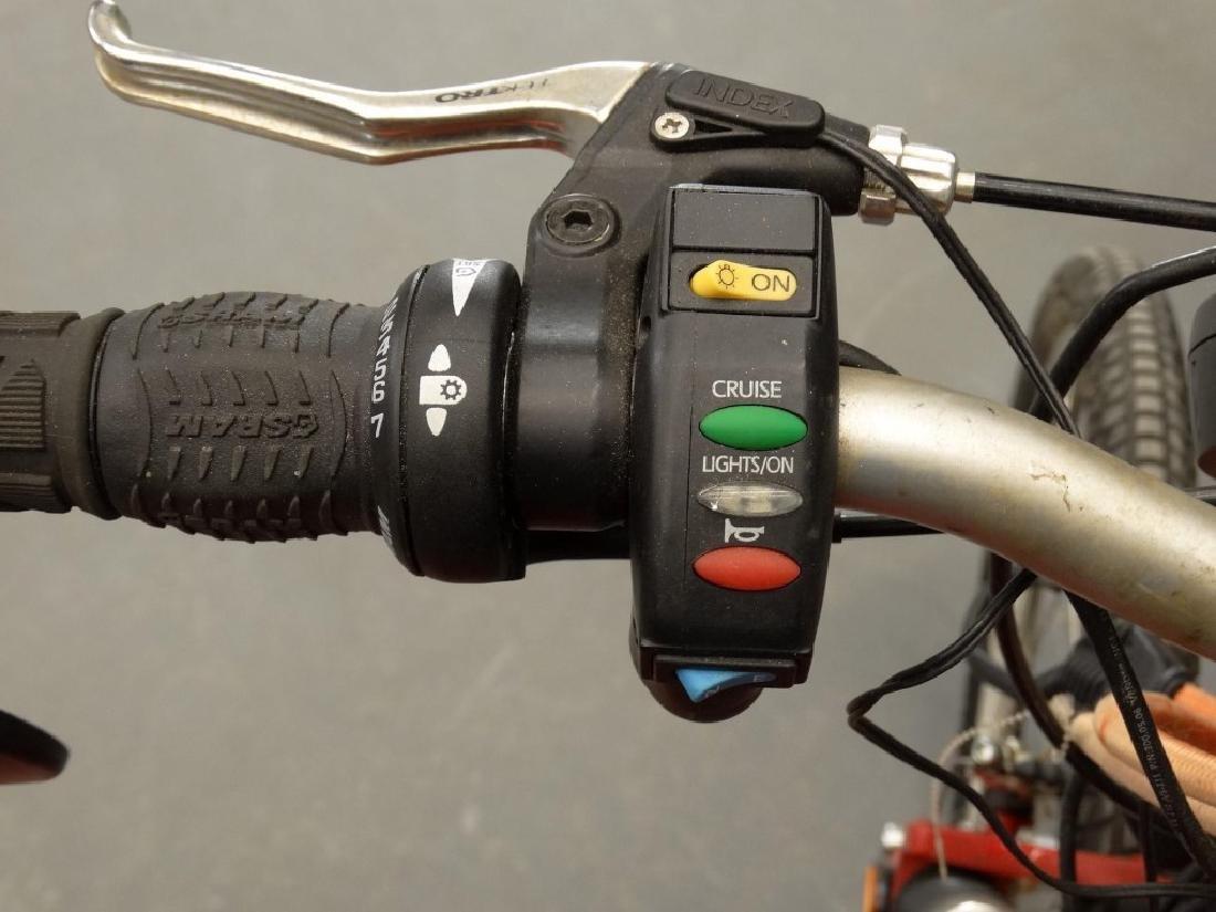 E Bike, 24 Volt Bicycle - 8