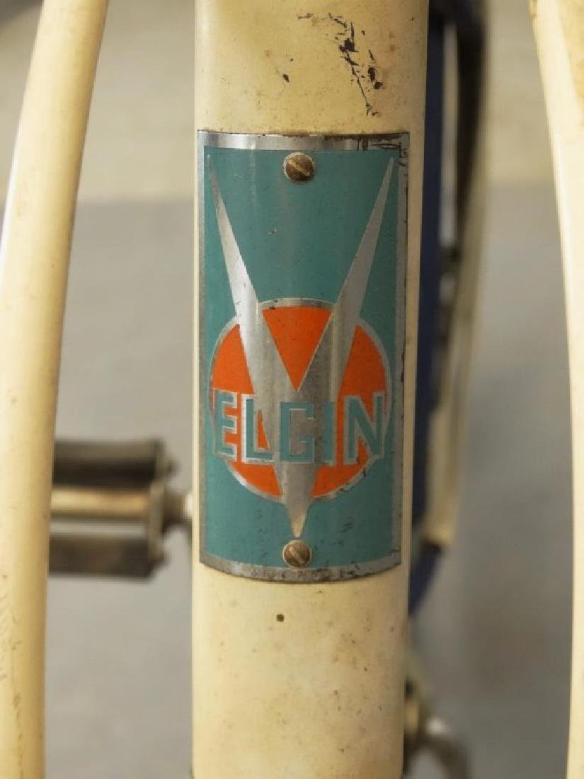 Pre-War Elgin Girl's Balloon Bicycle - 4
