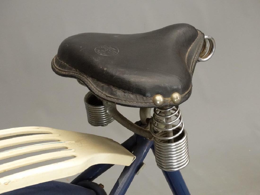 Pre-War Elgin Girl's Balloon Bicycle - 7